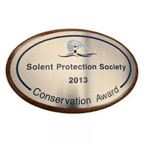 Conservation Awards - Solent Protection Society