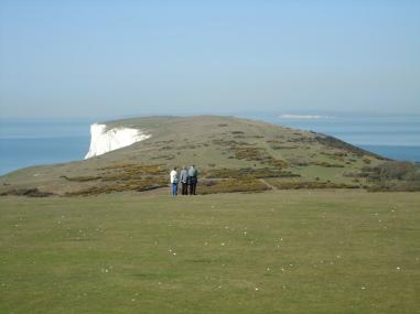 4.1 Coastal Access PHOTO  of Tennyson Downs, I.O.W..JPG